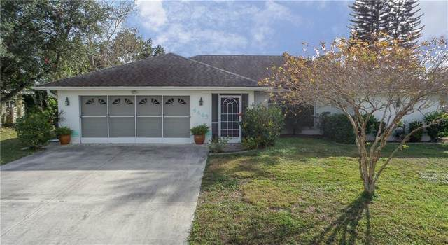 4463 Adelaide Avenue, North Port, FL 34288 (MLS #C7436903) :: Sarasota Home Specialists