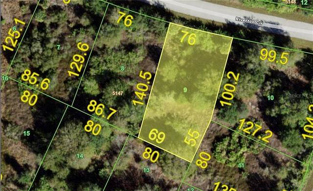 7601 Riverton Circle, Port Charlotte, FL 33981 (MLS #C7436930) :: Young Real Estate