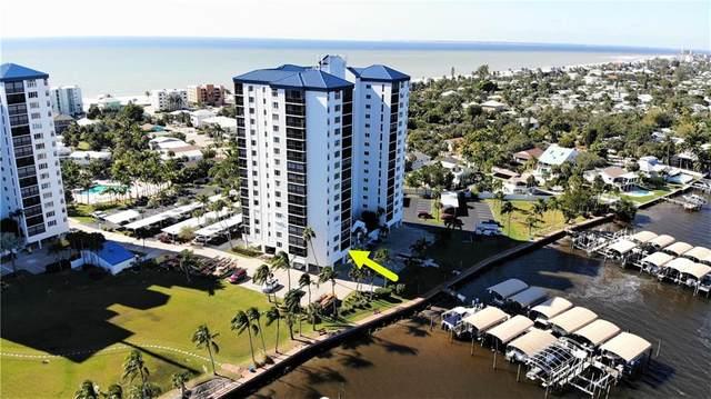 4753 Estero Boulevard #101, Fort Myers Beach, FL 33931 (MLS #C7436975) :: GO Realty