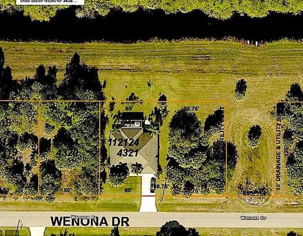 3426 Wenona Drive, North Port, FL 34288 (MLS #C7437083) :: Griffin Group