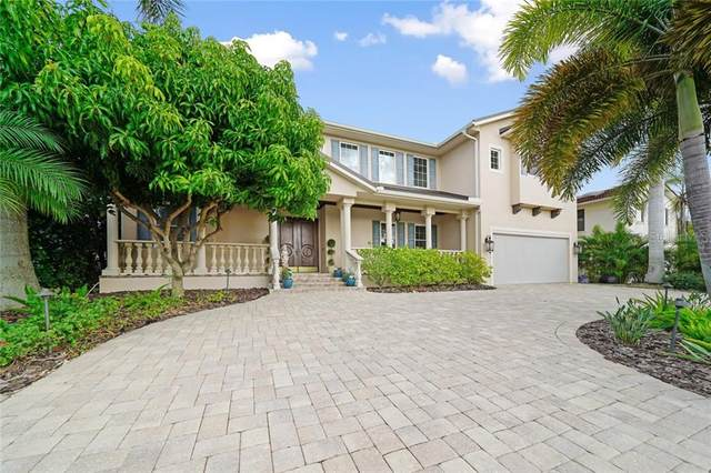 2167 Palm Tree Drive, Punta Gorda, FL 33950 (MLS #C7437084) :: Sarasota Home Specialists