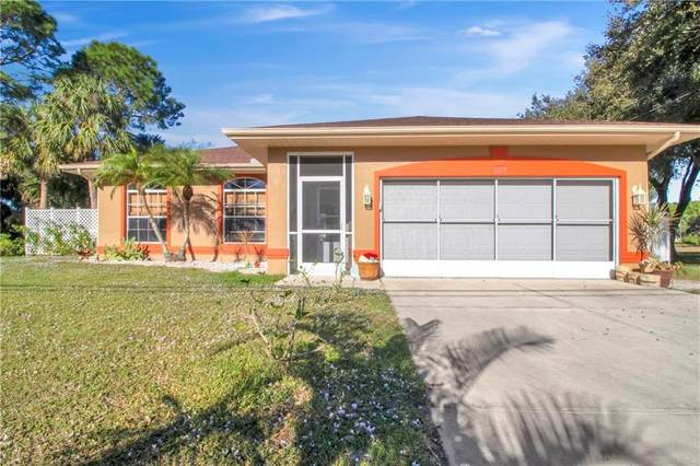 3129 N Cranberry Boulevard, North Port, FL 34286 (MLS #C7437096) :: Young Real Estate