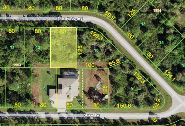 3099 El Salvador Road, Port Charlotte, FL 33981 (MLS #C7437219) :: Visionary Properties Inc