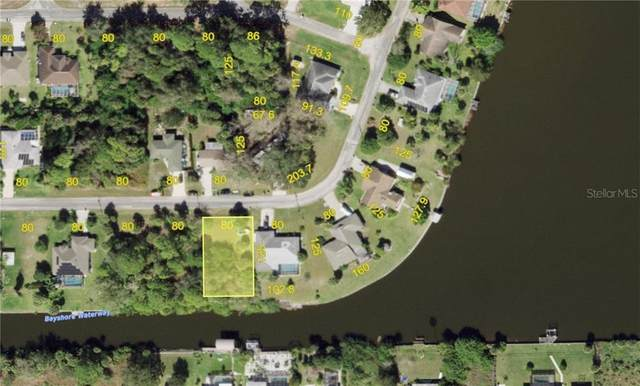 538 Lomond Drive, Port Charlotte, FL 33953 (MLS #C7437235) :: Young Real Estate