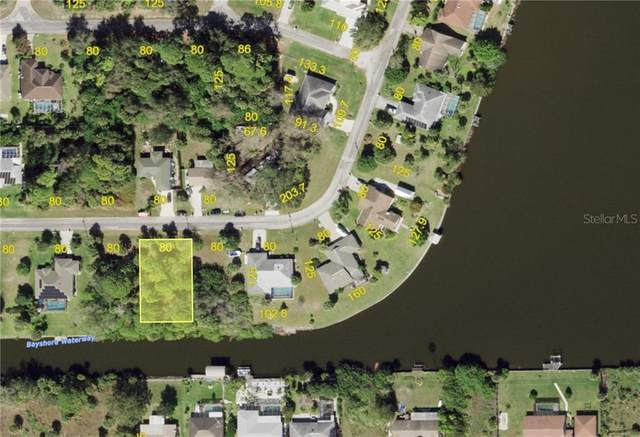 546 Lomond Drive, Port Charlotte, FL 33953 (MLS #C7437236) :: Young Real Estate