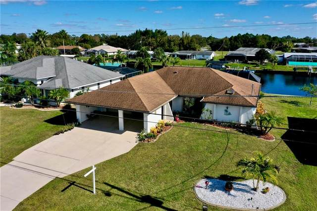 401 West Tarpon Blvd, Port Charlotte, FL 33952 (MLS #C7437293) :: Lockhart & Walseth Team, Realtors