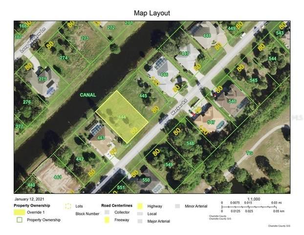 105 Marker Road, Rotonda West, FL 33947 (MLS #C7437368) :: Griffin Group