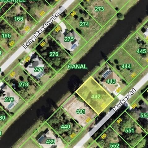 109 Marker Road, Rotonda West, FL 33947 (MLS #C7437369) :: Griffin Group