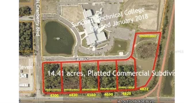 4300 Career Lane, North Port, FL 34289 (MLS #C7437371) :: Griffin Group