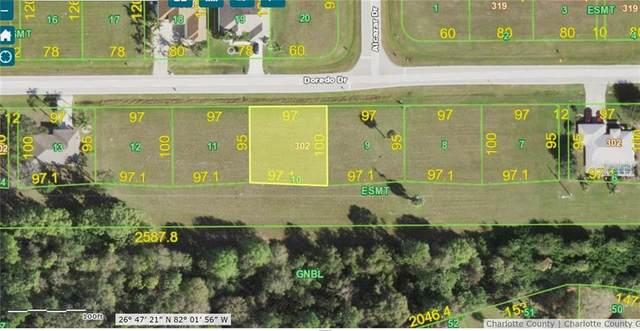 25181 Doredo Drive, Punta Gorda, FL 33955 (MLS #C7437401) :: Griffin Group
