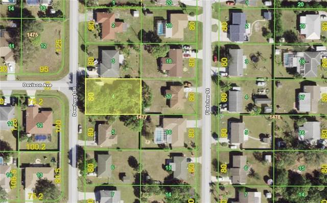 480 Dewhurst Street, Port Charlotte, FL 33954 (MLS #C7437413) :: Griffin Group