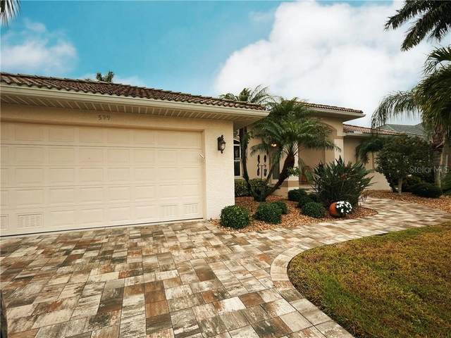 599 Macedonia Drive, Punta Gorda, FL 33950 (MLS #C7437436) :: Kelli and Audrey at RE/MAX Tropical Sands