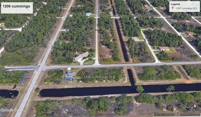 1206 Cumming Street E, Lehigh Acres, FL 33974 (MLS #C7437509) :: Sarasota Home Specialists