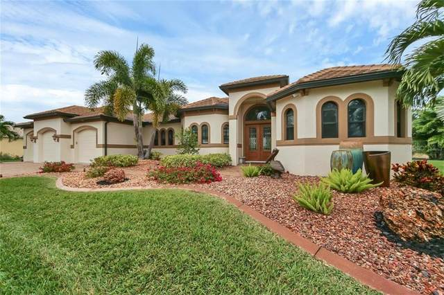 15442 Aqua Circle, Port Charlotte, FL 33981 (MLS #C7437550) :: The Robertson Real Estate Group
