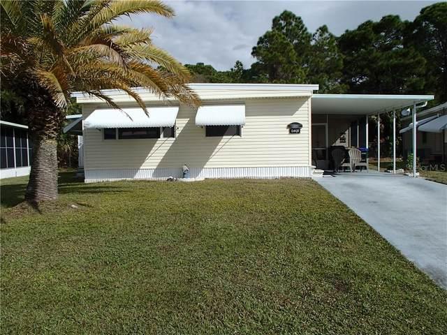5468 Holiday Park Boulevard, North Port, FL 34287 (MLS #C7437569) :: The Duncan Duo Team