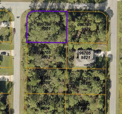 Irma Street, North Port, FL 34291 (MLS #C7437578) :: Griffin Group