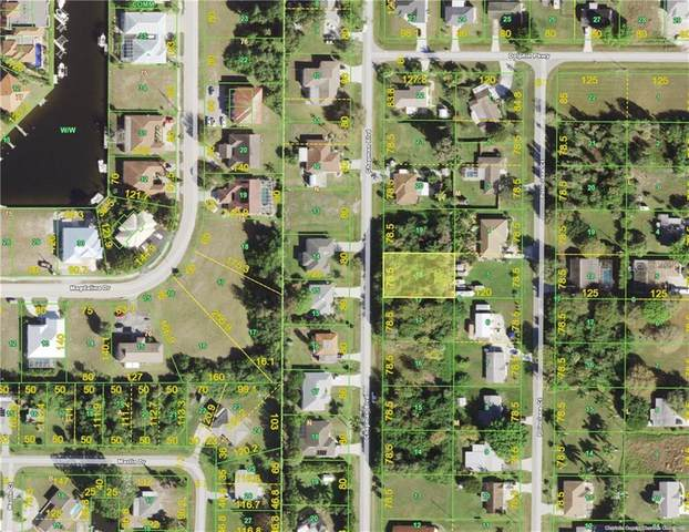 2714 Chapman Blvd, Punta Gorda, FL 33950 (MLS #C7437594) :: The Duncan Duo Team