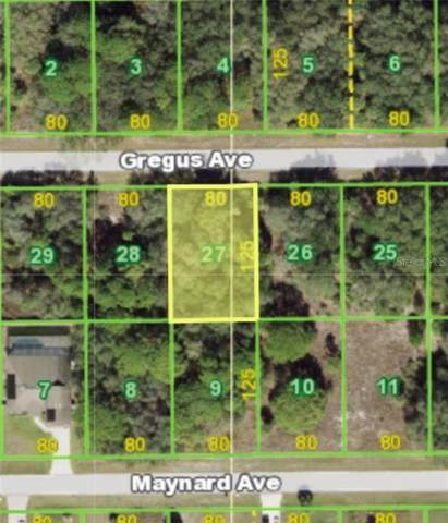 15531 Gregus Avenue, Port Charlotte, FL 33953 (MLS #C7437615) :: EXIT King Realty