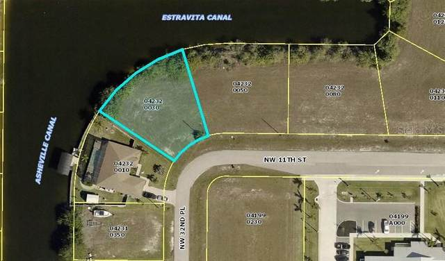 1042 NW 32ND Place, Cape Coral, FL 33993 (MLS #C7437623) :: GO Realty