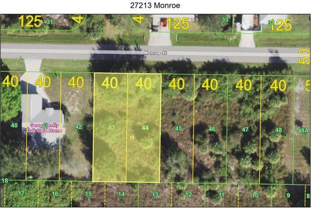 27213 Monroe Street, Punta Gorda, FL 33983 (MLS #C7437624) :: Young Real Estate