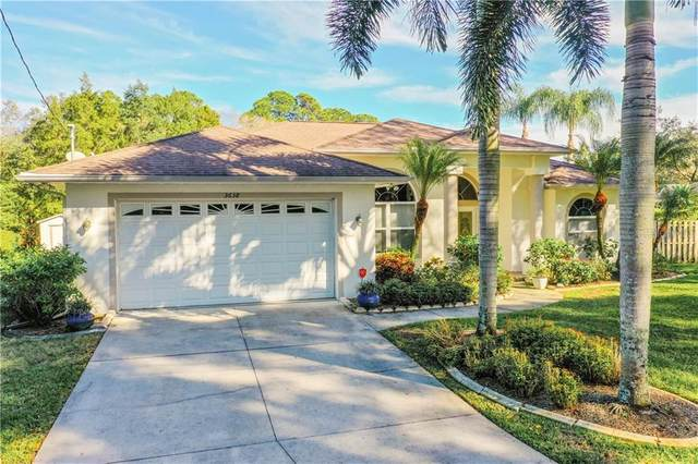 3638 Giblin Drive, North Port, FL 34286 (MLS #C7437640) :: Young Real Estate