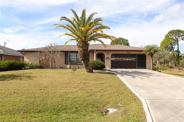 438 Millport Street NW, Port Charlotte, FL 33948 (MLS #C7437641) :: Young Real Estate