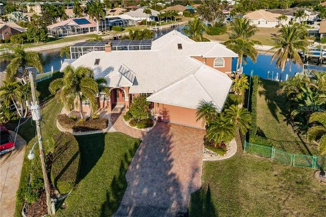 250 Freeport Court, Punta Gorda, FL 33950 (MLS #C7437654) :: Team Buky