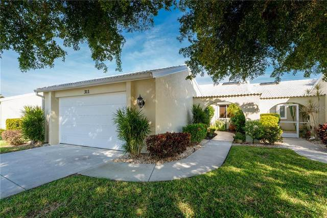 2521 W Marion Avenue #311, Punta Gorda, FL 33950 (MLS #C7437684) :: Bob Paulson with Vylla Home