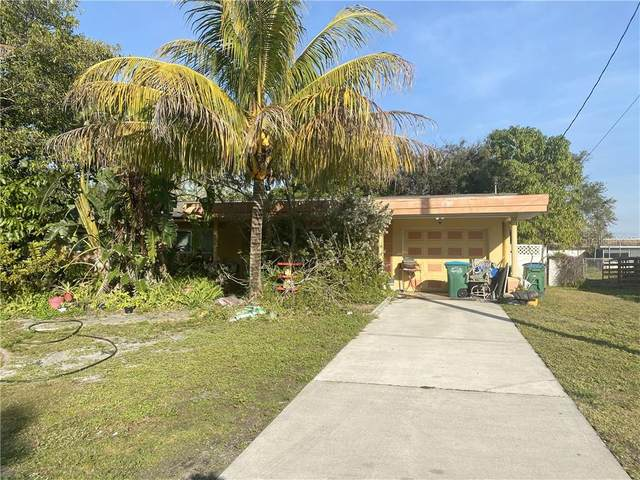 425 NE 14TH Avenue, Cape Coral, FL 33909 (MLS #C7437727) :: Your Florida House Team