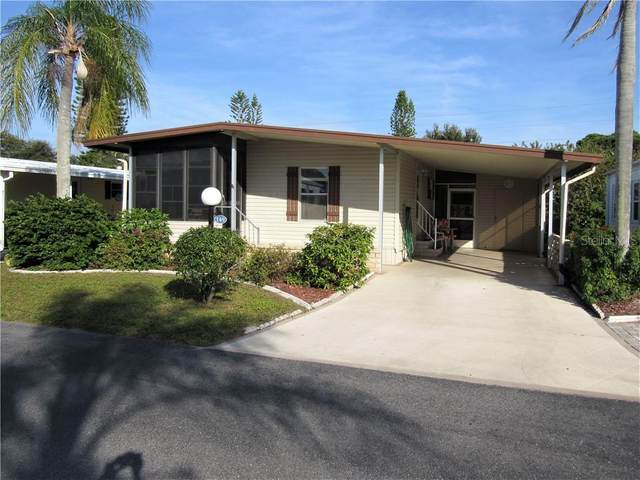 149 Rarotonga Road, North Port, FL 34287 (MLS #C7437738) :: Frankenstein Home Team