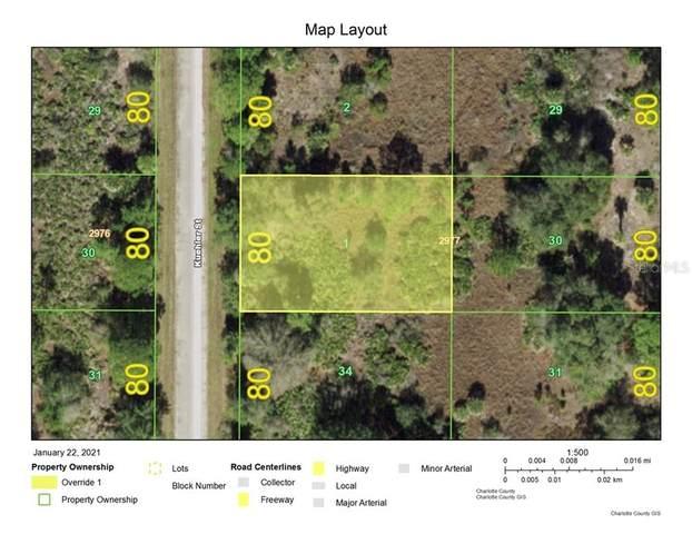 2380 Kuehler Street, Port Charlotte, FL 33953 (MLS #C7437759) :: Sarasota Home Specialists