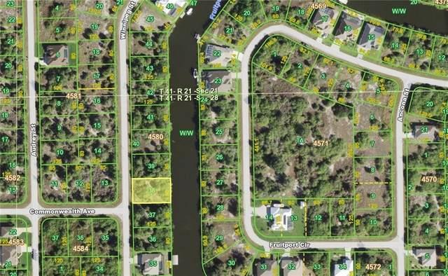 10032 Winnipeg Street, Port Charlotte, FL 33981 (MLS #C7437768) :: EXIT King Realty