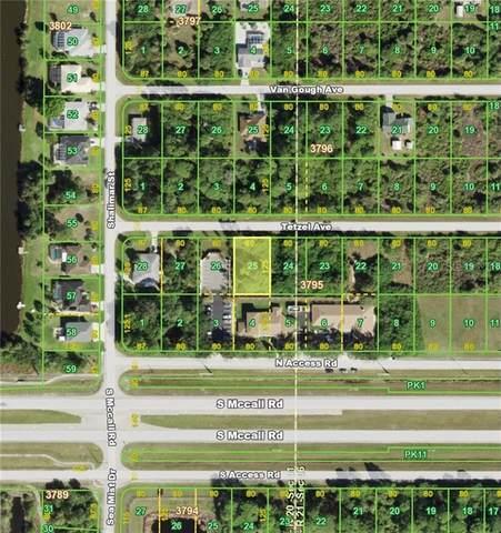 11991 Tetzel Avenue, Port Charlotte, FL 33981 (MLS #C7437773) :: Griffin Group