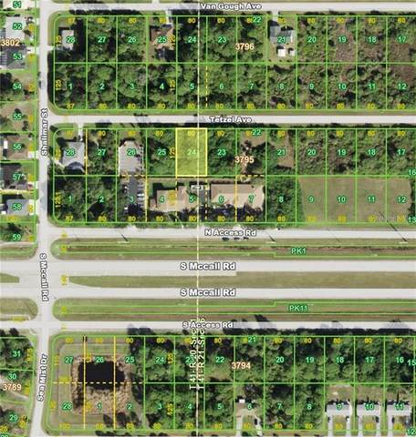 11999 Tetzel Avenue, Port Charlotte, FL 33981 (MLS #C7437774) :: Griffin Group