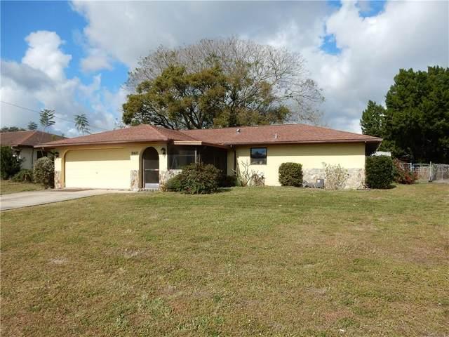 860 Roseway Terrace NW, Port Charlotte, FL 33948 (MLS #C7437796) :: Pristine Properties