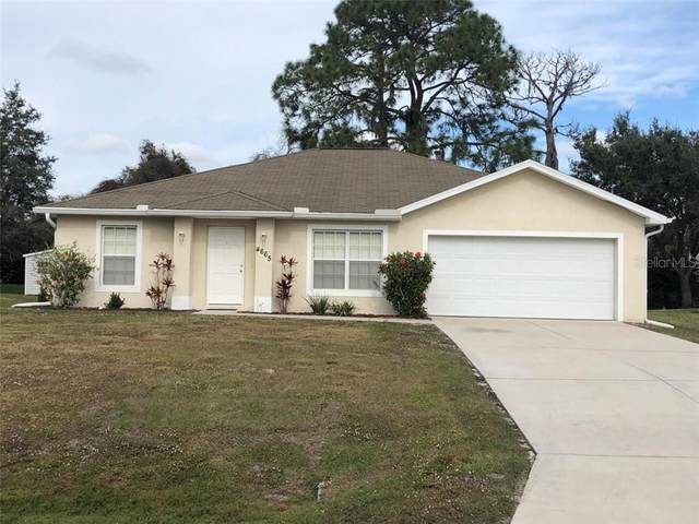 4665 Oakley Road, North Port, FL 34288 (MLS #C7437812) :: Medway Realty