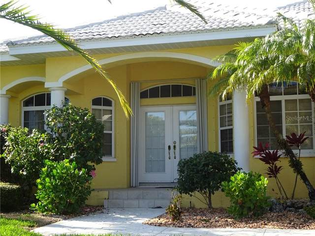 3607 Bonaire Court, Punta Gorda, FL 33950 (MLS #C7437845) :: Sarasota Property Group at NextHome Excellence