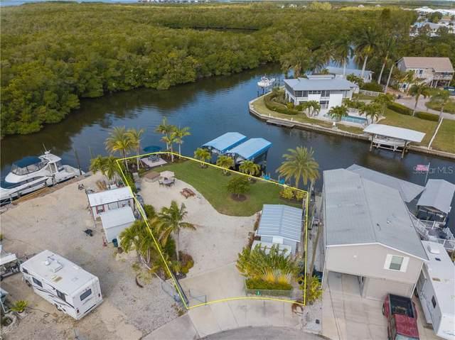 3968 Coconut Drive, Saint James City, FL 33956 (MLS #C7437860) :: Team Buky