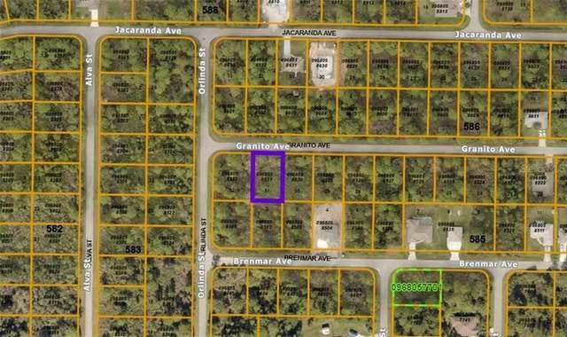 Granito Avenue, North Port, FL 34291 (MLS #C7437866) :: EXIT King Realty