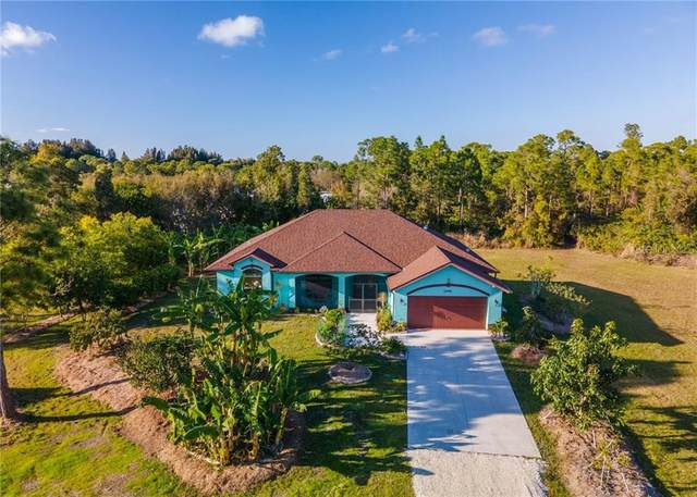 10901 Roberts Road, Punta Gorda, FL 33950 (MLS #C7437868) :: Florida Real Estate Sellers at Keller Williams Realty