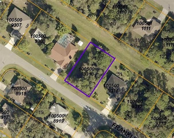 Franklin Lane, North Port, FL 34286 (MLS #C7437873) :: New Home Partners