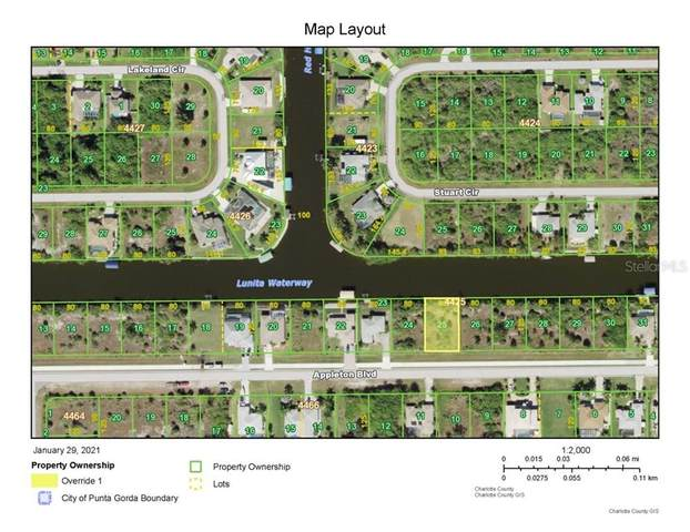 15418 Appleton Boulevard, Port Charlotte, FL 33981 (MLS #C7438002) :: EXIT King Realty