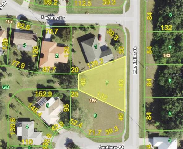 3011 Magdalina Drive, Punta Gorda, FL 33950 (MLS #C7438005) :: Premier Home Experts