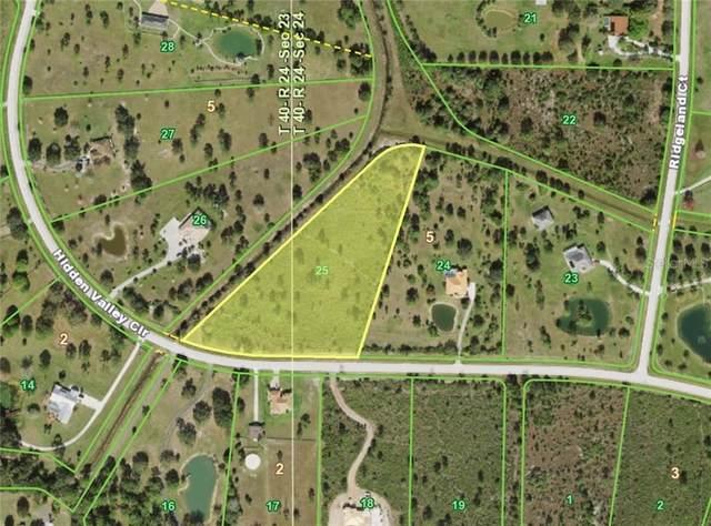 3610 Hidden Valley Circle, Punta Gorda, FL 33982 (MLS #C7438017) :: Lockhart & Walseth Team, Realtors