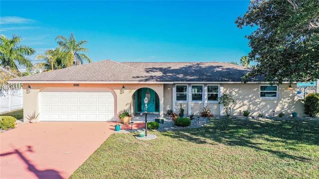 12122 Moon Shell Drive, Matlacha Isles, FL 33991 (MLS #C7438050) :: The Heidi Schrock Team