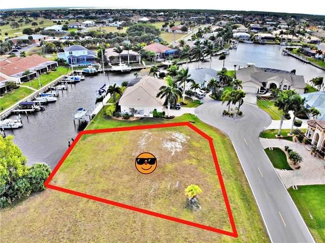 1306 Socorro Drive, Punta Gorda, FL 33950 (MLS #C7438110) :: Sarasota Property Group at NextHome Excellence