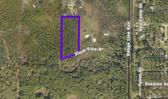 Slash Pine Drive, North Port, FL 34291 (MLS #C7438412) :: Griffin Group
