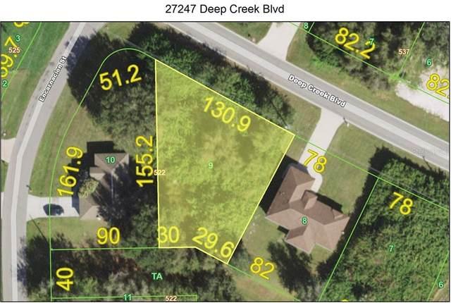 27247 Deep Creek Boulevard, Punta Gorda, FL 33983 (MLS #C7438536) :: Positive Edge Real Estate