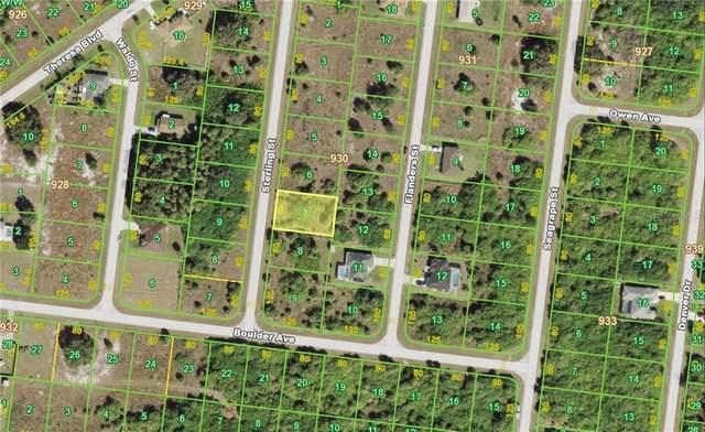 150 Sterling Street, Port Charlotte, FL 33954 (MLS #C7438573) :: BuySellLiveFlorida.com