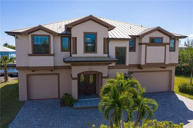 24259 Blackbeard Boulevard, Punta Gorda, FL 33955 (MLS #C7438637) :: Realty One Group Skyline / The Rose Team